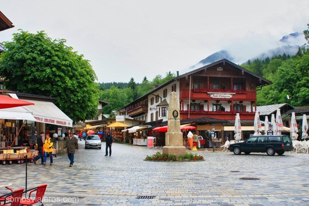 plaza de Konigssee