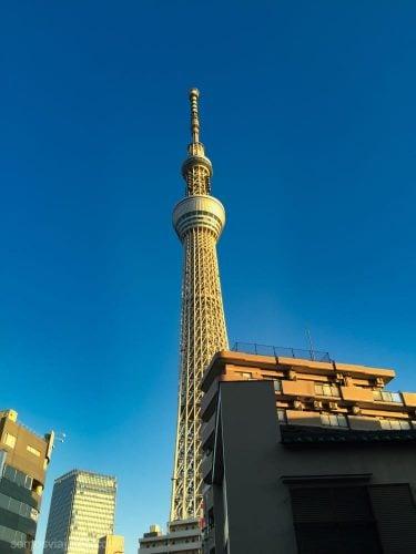 tore Skytree de Tokyo