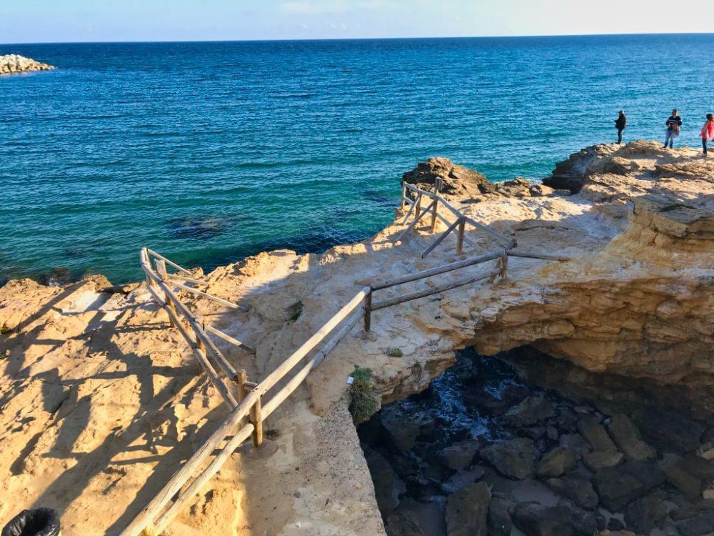 roca foradada en roc
