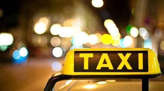 taxi nocturno